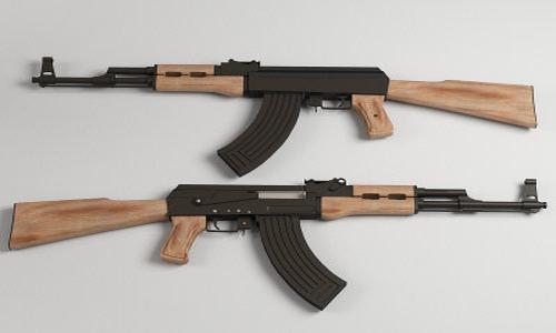 best assault rifle AK-47