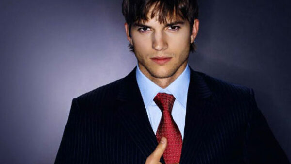 Ashton Kutcher as Batman