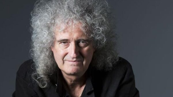 Highly Educated Actor Brian May