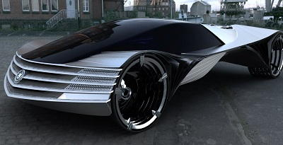 10 Cool Concept Cars