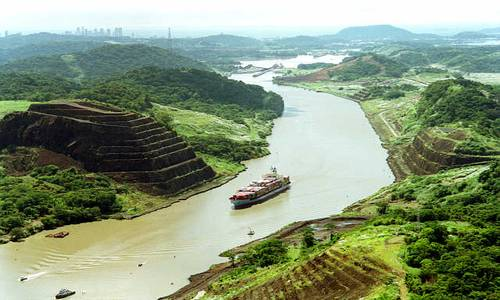 Panama Canal top 10 canals