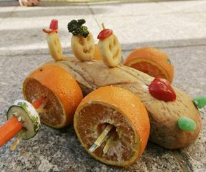 Top 7 Edible Cars