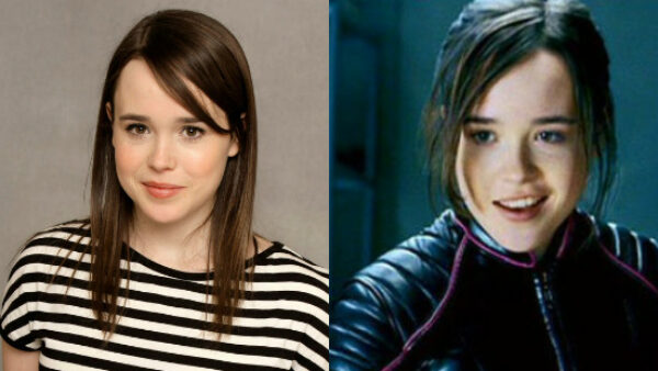 Ellen Page as Kitty Pryde