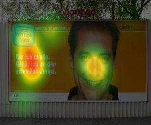 Real-time Eye Tracking Hits High Tech Billboards