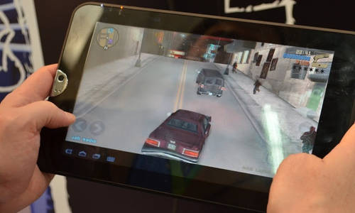 tablets For Retro Gaming