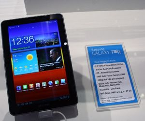 First Mainstream Android Tablet From Samsung Gets A Makeover