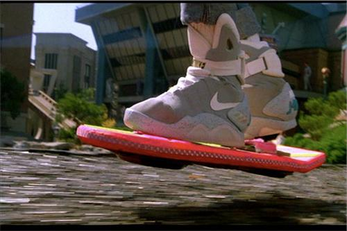 Hover Board/Back to the Future