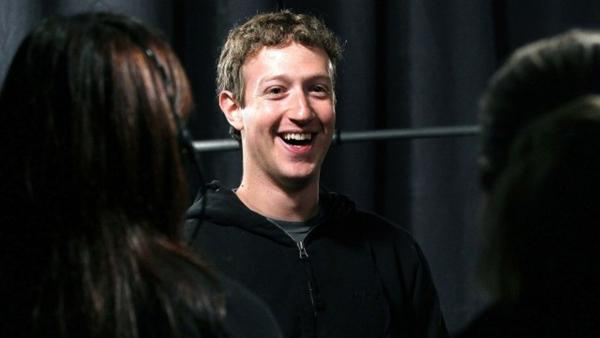Mark Zuckerburg billionaire