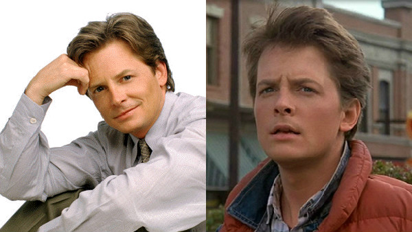 Michael J. Fox Adult Actor Who Portrayed Teenage Character
