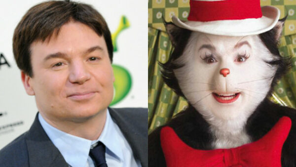 Mike Myers Actors In Unrecognizable Roles