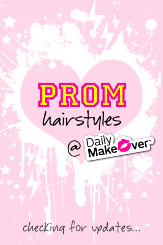 Prom Hairstyles app