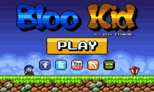 Bloo Kid for android