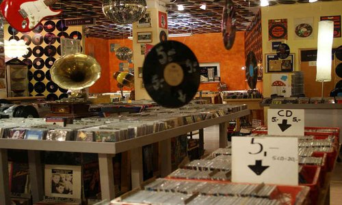 sell your old vinyl records