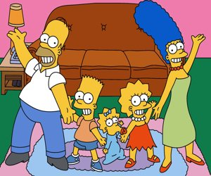 Celebrities To Appear In The Simpsons