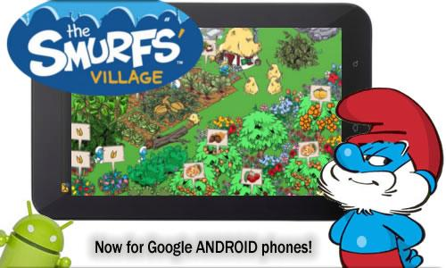 Smurf's Village for android