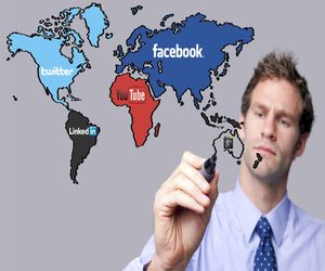 How to Get Hold of Everything Around the World with Social Media