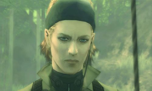 Best Female Video Game Character The Boss