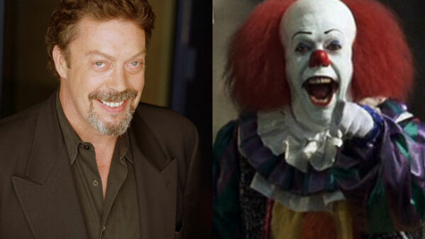 Tim Curry as Pennywise the Dancing Clown