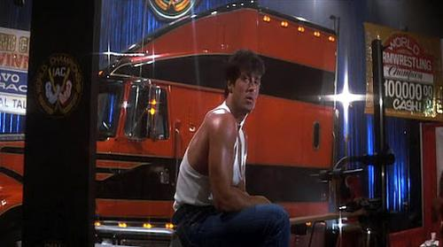 Big Truck Movie Over The Top 1987
