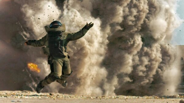 The Hurt Locker war film