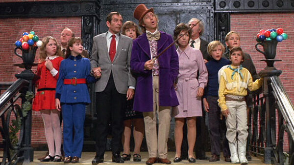 Willy Wonka is a Metaphor for Grim Reaper