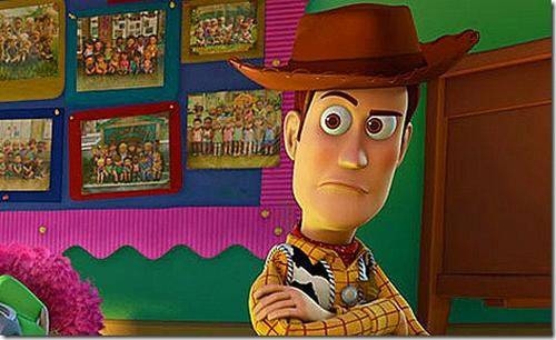 woody the animated cowboy