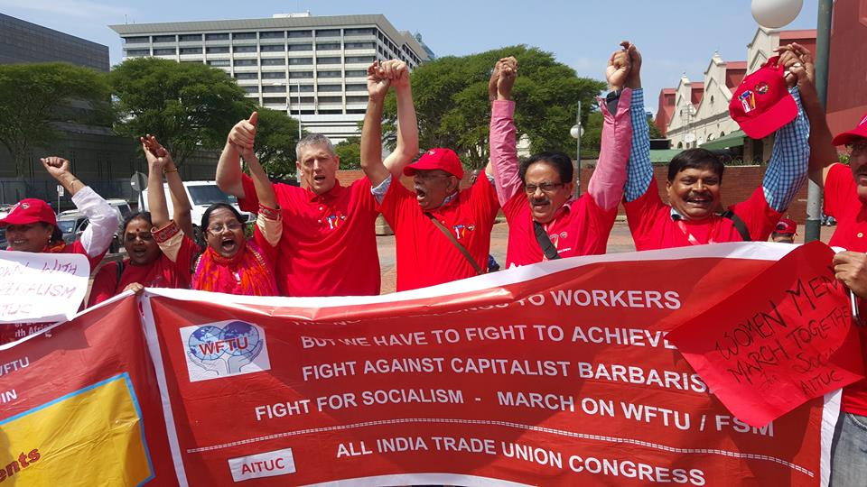 Workers of the World, Unite!