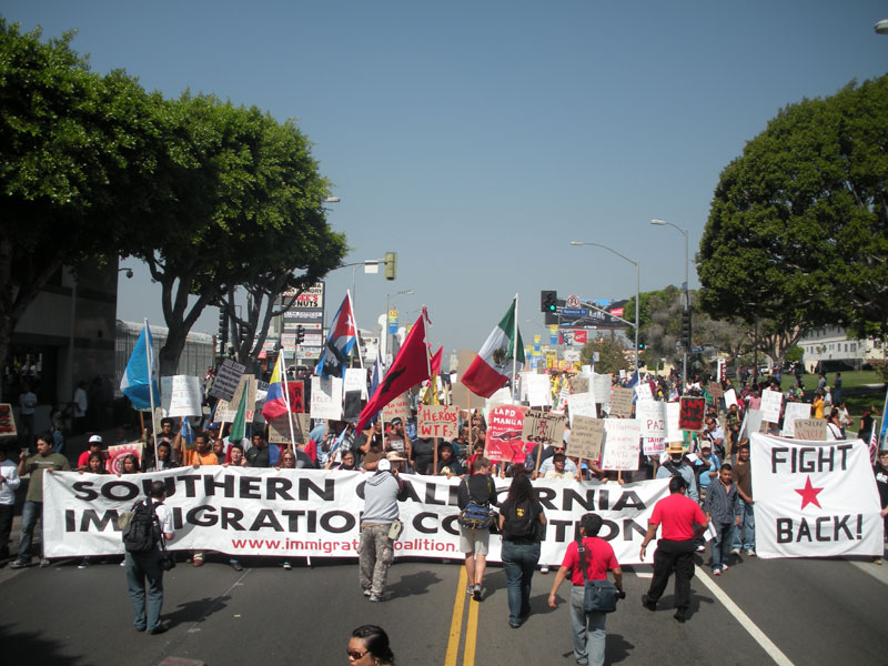 2007- Original member of Southern California Immigration Coalition.