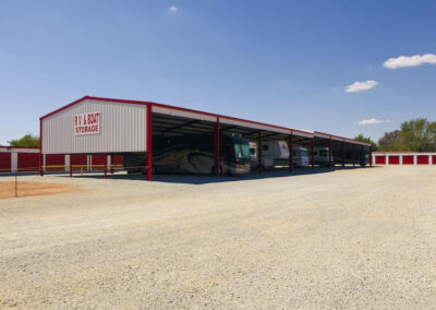 Wise County RV Storage