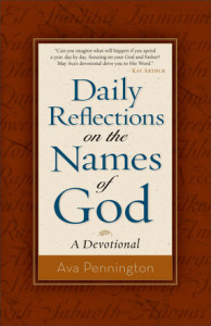 Daily Reflections on the Names of God - lo-res