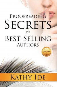 Proofreading Secrets_FrontCover