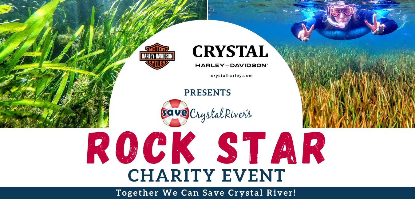 Rockstar Charity Event Header