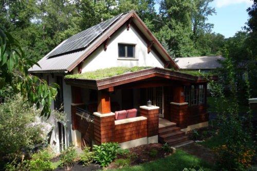 Residential solar panel installation Asheville, North Carolina – Buncombe County