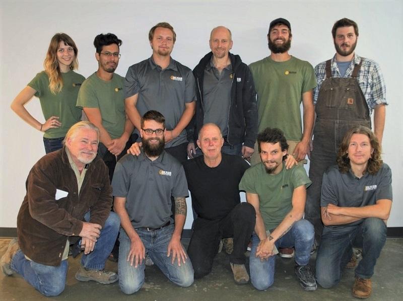 SolFarm Solar Co team photo