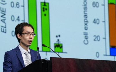 Can Gene Editing Be the Cure for Severe Congenital Neutropenia? Plenary Shows Promise