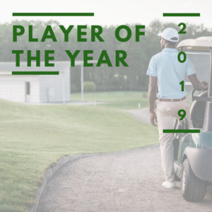 2019 Player of the year