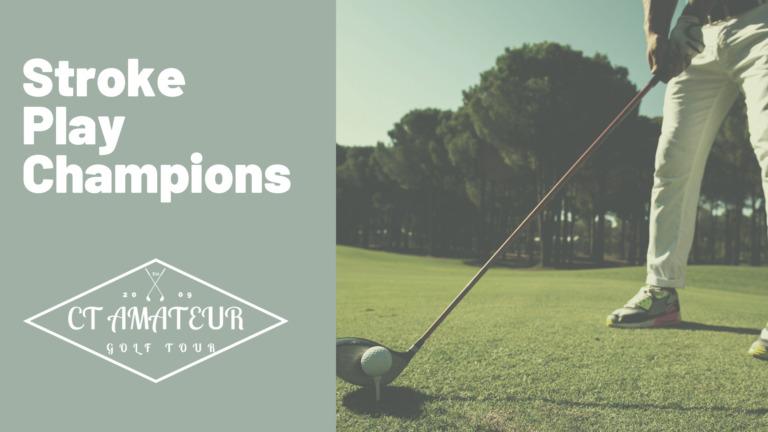 Stroke Play Champions