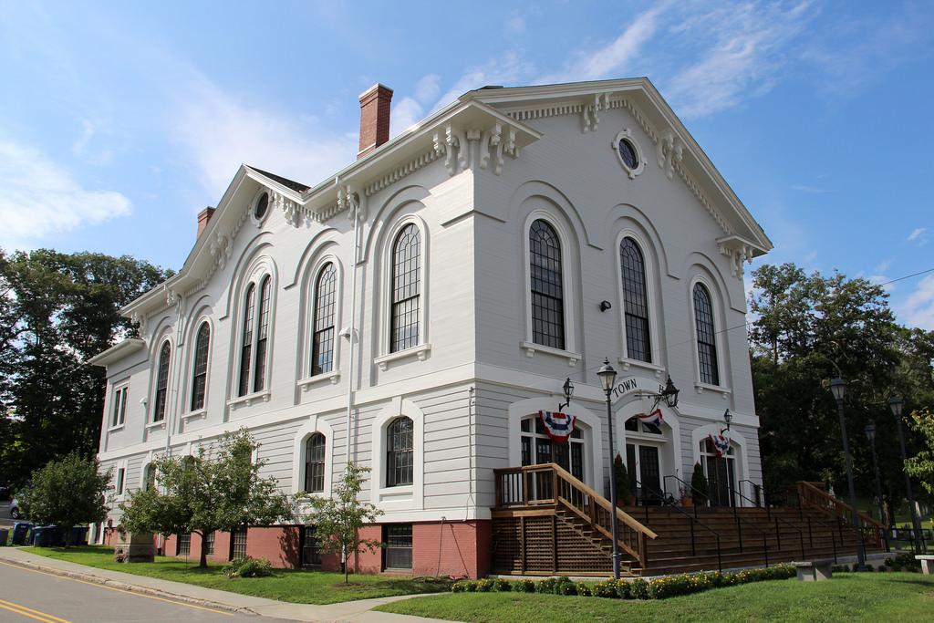 Holliston Town Hall