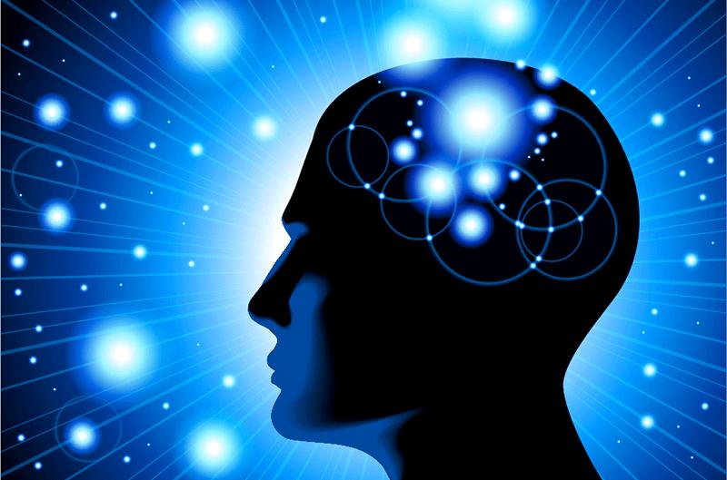 A chart illustrating brain spotting