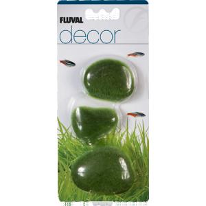 Fluval Decor Moss Stones Small w h