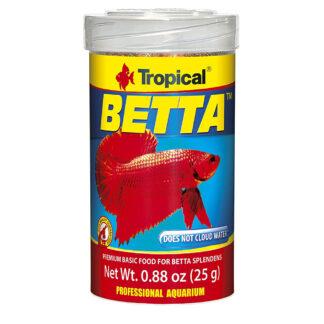 Betta hojuelas 100ml - Tropical