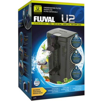 Filtro Fluval U2