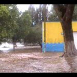 Seguirán lluvias fuertes hoy: Potección Civil