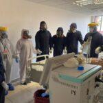 Alerta a Zacatecas COVID-19 en personal médico