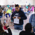 """Tienen beca """"Benito Juárez más de 57 mil estudiantes"""