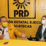 """""""Claudia Anaya será mejor que Amalia García"""": Zambrano"""