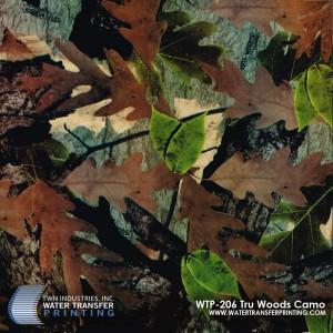 WTP-206 Tru Woods Camo