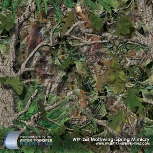 WTP-268 Mothwing-Spring Mimicry