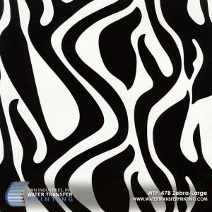 WTP-478 Zebra-Large