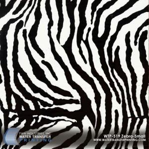 WTP-519 Zebra-Small